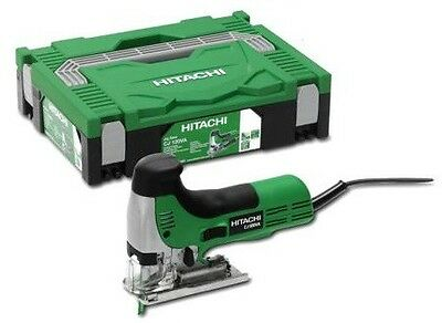 Hitachi Stichsäge 740W 120/10mm mit Stabgriff CJ 120 VA im Hit System Case Gr. 1