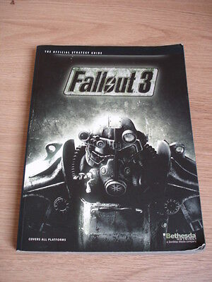 Fallout 3  Strategy Guide with Map - Good Condition