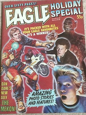 Eagle Holiday Special Comic 1985