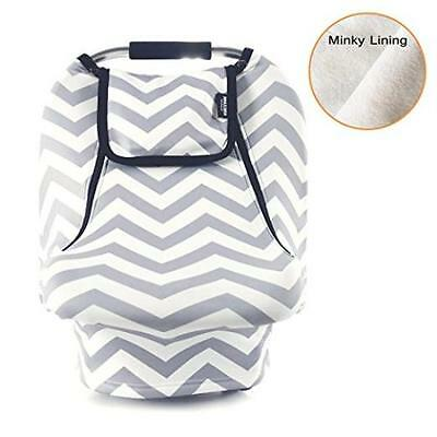 Stretchy Baby Car Seat Covers For Boys Girls,Spring Autumn Winter Infant Car Can
