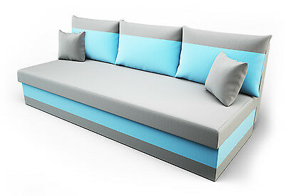 Brand new sofa bed Premium , Sleaping function, storage Polskie meble, WERSALKA,