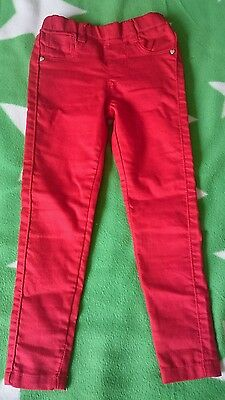 Girls jeggins size 3-4 years, worn only once
