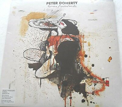 PETE DOHERTY Grace / Wastelands MINT SEALED Heavyweight vinyl LP first pressing