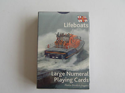 RNLI Lifeboats Playing Cards