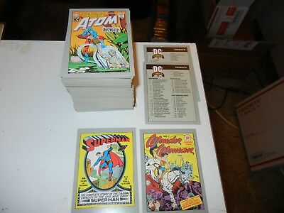 Marvel Universe cards 1991 Series 2 Skybox 162 card set complete mint=pack fresh