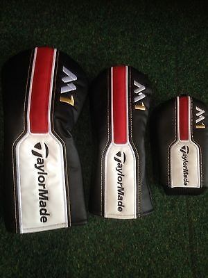 Taylormade M1 & M2 Replacement Golf Club Headcovers Driver, Fairway, Hybrid