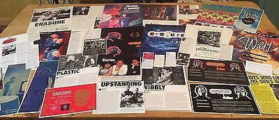Erasure / Andy Bell -Cuttings/ Clippings