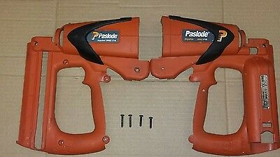 Paslode IM65 F16 Right & Left Handle assembly, & screws