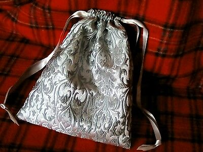 regency inspired reticule/ handbag (home made)