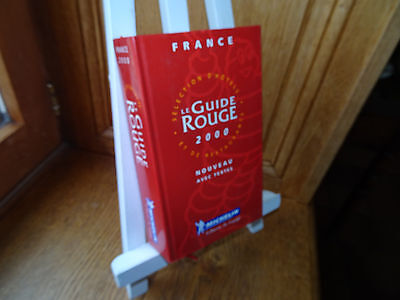 Guide Rouge Michelin 2000