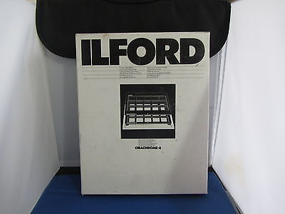 Ilford Contact Printing Frame + Uk Free Postage