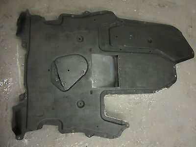 Bmw E60 E61 520D Engine /gearbox Centre Under Tray Shield Splash Stone Mud Guard