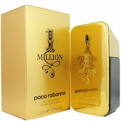 Paco Rabanne 1 Million Eau de Toilette Herren 50 ml | cod. W51314 DE