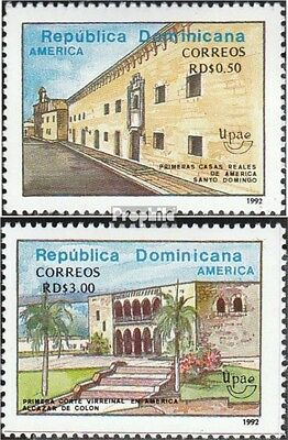 Dominican Republic 1660-1661 (complete.issue.) unmounted mint / never hinged 199
