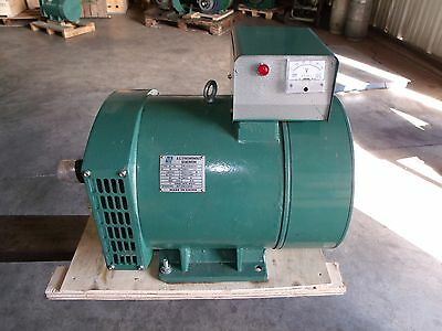 Refurbished ST-10 KW 1 Phase 120/240 Volts