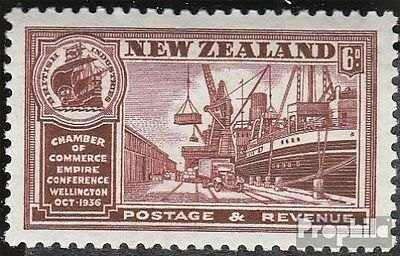 New Zealand 230 fine used / cancelled 1936 Commerce