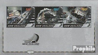 New Zealand block150 (complete.issue.) unmounted mint / never hinged 2003 Sailin