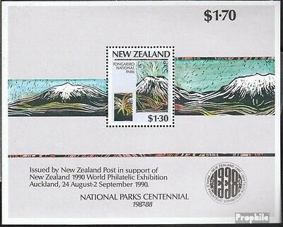 New Zealand block13 (complete.issue.) unmounted mint / never hinged 1987 Nationa