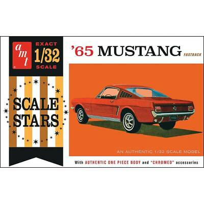 NEW AMT 1/32 1965 Ford Mustang Fastback AMT1042/12