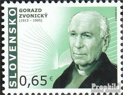 Slovakia 713 (complete.issue.) unmounted mint / never hinged 2013 Zvonicky