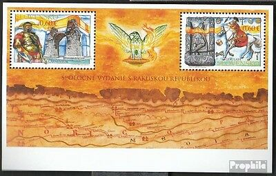 Slovakia block32 (complete.issue.) unmounted mint / never hinged 2009 excavation