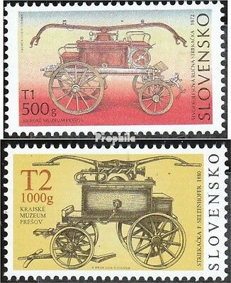 Slovakia 579-580 (complete.issue.) unmounted mint / never hinged 2008 Monuments