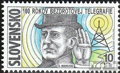 Slovakia 277 (complete.issue.) unmounted mint / never hinged 1997 telegraphy