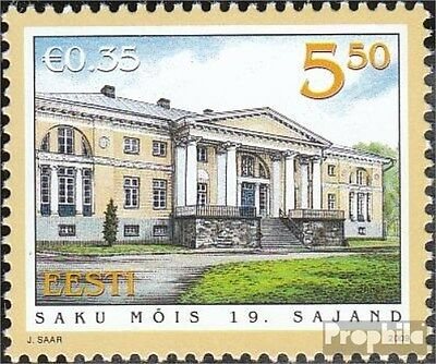 Estonia 648 (complete.issue.) unmounted mint / never hinged 2009 manor