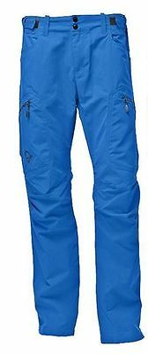 Pantalon softshell  NORRONA Svalbard mid weight pant electric blue