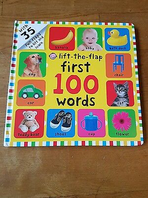first 100 words book by priddy