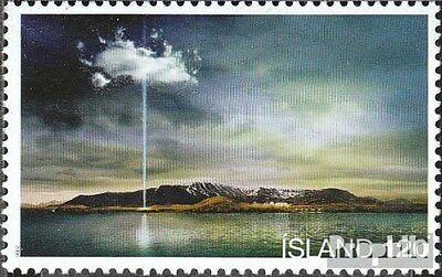 Iceland 1214 (complete.issue.) unmounted mint / never hinged 2008 Friedensturm