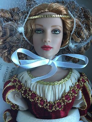 "Tonner Tyler 16"" 2007 Angelic Dreamz Aurora Angel Fashion Doll NRFB LE 205 BW"