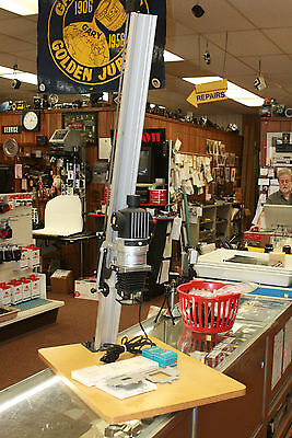 Omega B-22XL enlarger w/2-Omagaron lenses, 2-carriers, board  LOCAL PICK UP ONLY