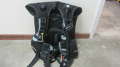 MARES Pegasus MRS PLUS Back Inflate XL XLarge BCD Mens