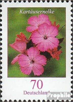 FRD (FR.Germany) 2529R with counting number fine used / cancelled 2006 Flowers