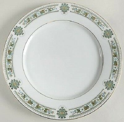 """Buckingham by Fine China of Japan     12"""" Chop Plate/Round Platter"""