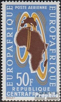 Central African Republic 46 (complete.issue.) unmounted mint / never hinged 1963