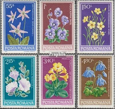 Romania 3581-3586 (complete.issue.) unmounted mint / never hinged 1979 Protected