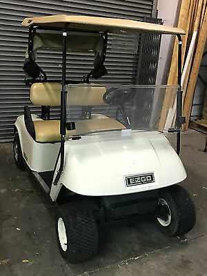 2012 Ezgo Golf Cart Fast White Great Batteries