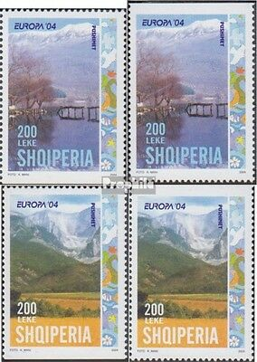Albania 2966Do,You-2967Do,You (complete.issue.) unmounted mint / never hinged 20