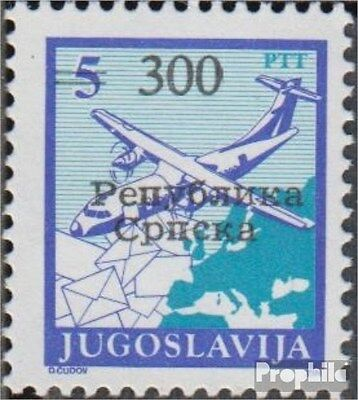 Serbian Republic bos.-h 9C unmounted mint / never hinged 1992 clear brands