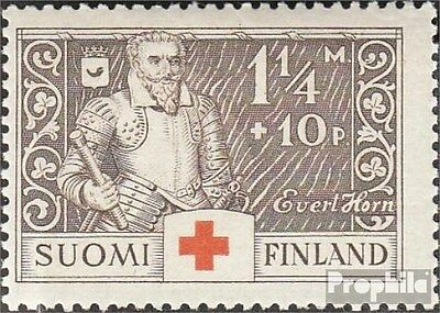 Finland 184 unmounted mint / never hinged 1934 Red Cross