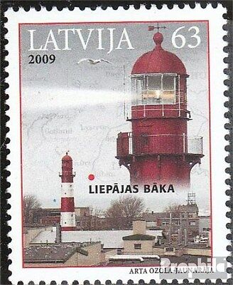 Latvia 771 (complete.issue.) unmounted mint / never hinged 2009 Lighthouse
