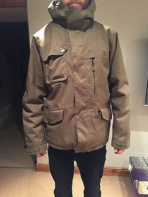 Burton Dryride snowboard jacket - great condition, Size S