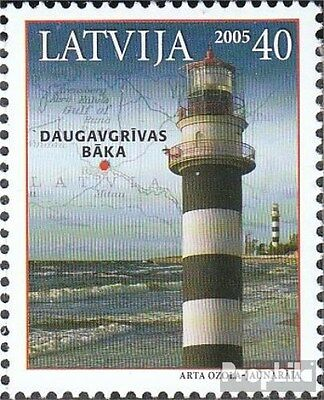 Latvia 645A (complete.issue.) unmounted mint / never hinged 2005 Lighthouse