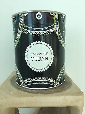 Marianne Guedin Extra Large Candle (Blue)