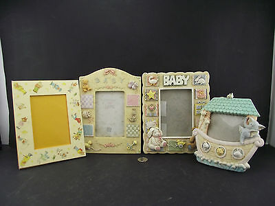 """Collection Of Baby Frames 7.5 X 5..5"""" Approx Size Ready To Ship"""