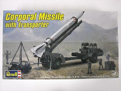 Factory Sealed Revell Corporal Missile 1:40 Scale Model Kit #85-7852
