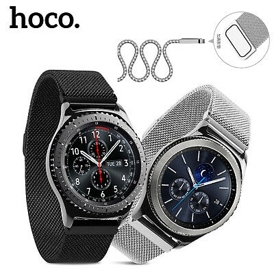 HOCO Magnetic Closure Strap for Samsung Galaxy Gear S3 Milanese Loop Watch Band