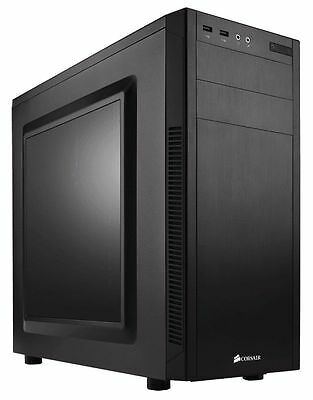 Corsair Carbide Series 100R Mid Tower ATX Gaming Computer PC Case With Window